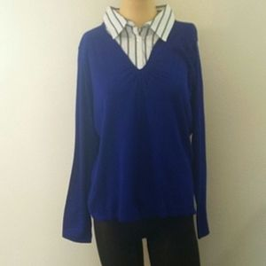 Nwt East 5th size x-large blouse